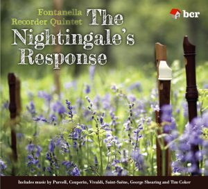 CD cover image of Fontanella 'The Nightingale's Response'