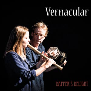 CD cover image of Dapper's Delight 'Vernacular'