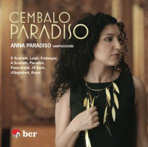 Cembalo Paradiso CD image