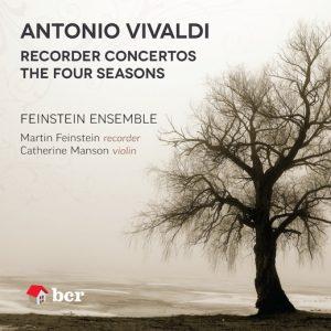 Feinstein Vivaldi CD image