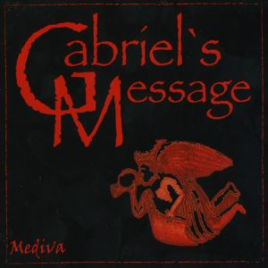 Gabriel's Message CD image