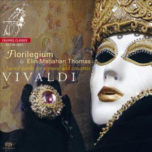 Florilegium Vivaldi CD image