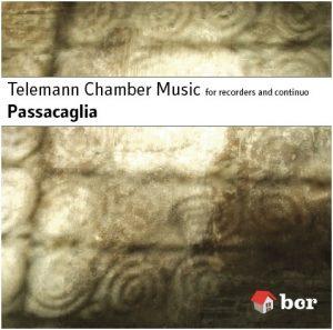 Telemann Chamber Music CD image