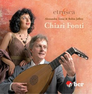 CD cover image of Etrusca Chiari Fonti CD
