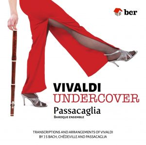 CD cover image of Passacaglia Vivaldi Undercover
