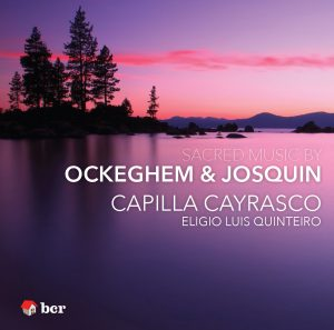 CD cover image of Capilla Cayrasco Sacred Music CD