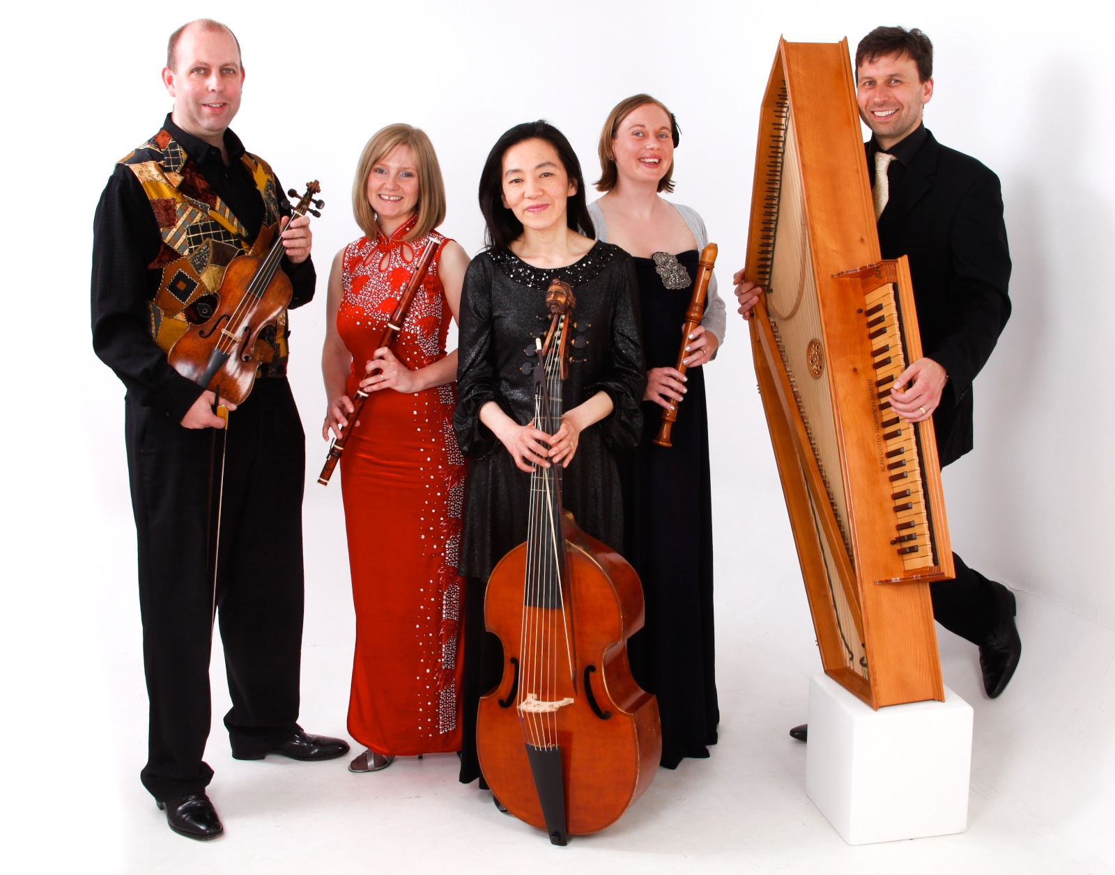 passacaglia quintet group